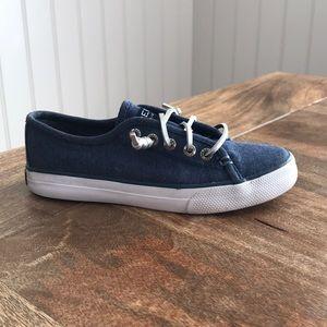 Girls Sperry Sneakers
